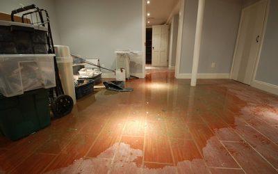 Initial Steps for Water Damage Repair